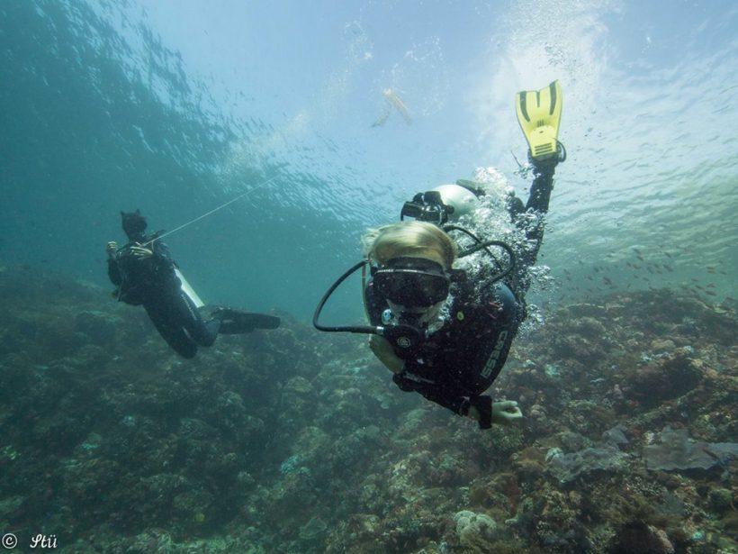 Yoga 4 Divers
