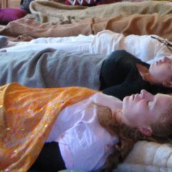 Yoga Nidra: The Art of Relaxation