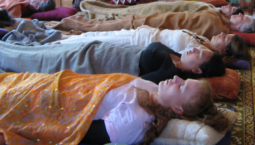 Yoga Nidra: The Art of Relaxation